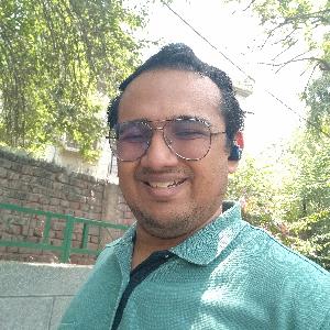 Jainam S.